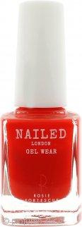 Nailed London Gel Wear Smalto 10ml - Red Carpet