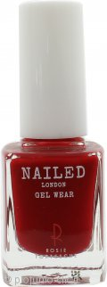Nailed London Gel Wear Smalto 10ml - Rosie's Red