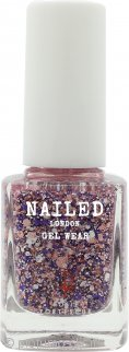 Nailed London Gel Wear Smalto 10ml - Fruit Punch Glitter