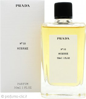 Prada No10 Myrrhe Eau de Parfum 30ml Spray