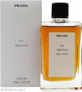 Prada No9 Benjoin Eau de Parfum 30ml Spray