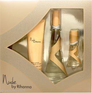 Rihanna Nude Confezione Regalo 15ml EDP + 100ml Lozione Corpo