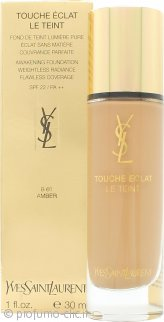 Yves Saint Laurent Teint Touche Éclat Foundation (New Formula) 30ml B60 Amber