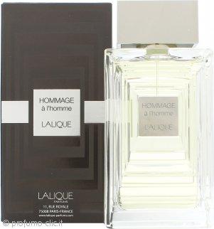 Lalique Hommage a L'Homme Eau de Toilette 50ml Spray