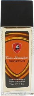 Lamborghini Sportivo Deodorante Spray 75ml