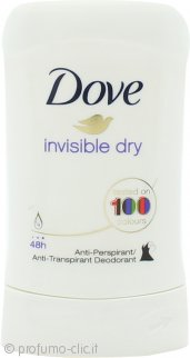 Dove Invisible Dry Deodorante Stick 40ml