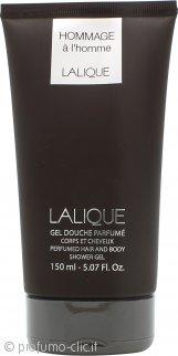 Lalique Hommage a L'Homme Gel Doccia 150ml