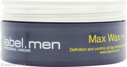 Label.m Men Max Cera 50ml