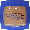 Rimmel Match Perfection Fondotinta Compatto - Bronze