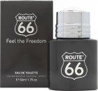 Route 66 Feel The Freedom Eau de Toilette 50ml spray