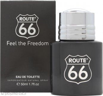 Route 66 Feel The Freedom Eau de Toilette 50ml spray
