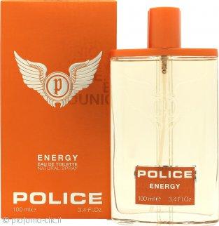 Police Energy Eau de Toilette 100ml Spray