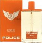 Police Energy