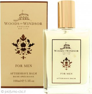 Woods of Windsor For Men Balsamo Dopobarba 100ml