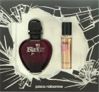 Paco Rabanne Black XS for Her Confezione Regalo 50ml EDT + 15ml EDT