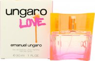 Emanuel Ungaro Love Eau de Parfum 30ml Spray
