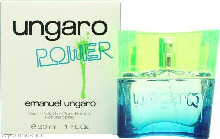 Emanuel Ungaro Power Eau de Toilette 30ml Spray
