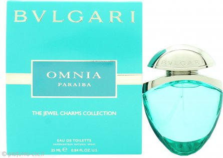 Bvlgari Omnia Paraiba Eau de Toilette 25ml Spray