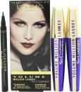 L'Oreal Volume Million Lashes So Couture Confezione Regalo 2 x 9ml Mascara - Nero + Eyeliner - 001 Nero