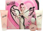 Katy Perry Mad Love Confezione Regalo 30ml EDP + 75ml Lozione Corpo + 75ml Gel Doccia