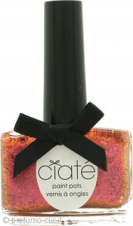 Ciaté The Paint Pot Smalto 5ml Mini - White Heat