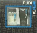RudiMENtal Blue Pour Homme Confezione Regalo 100ml EDT + 150ml Gel Doccia
