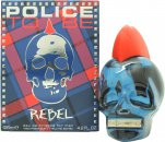 Police To Be Rebel Eau de Toilette 125ml Spray