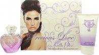 Katie Price Precious Love Confezione Regalo 50ml EDP + 150ml Lozione Luminosa per il Corpo