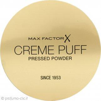Max Factor Creme Puff Cipria Compatta 21g - 55 Candle Glow Ricarica