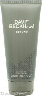 David Beckham Beyond Shampoo & Bagnoschiuma 200ml