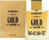 Calum Best Gold Eau de Cologne 100ml Spray