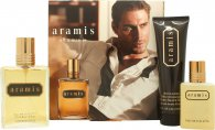 Aramis Confezione Regalo 110ml EDT Spray + 50ml EDT Splash + 100ml Balsamo Dopobarba