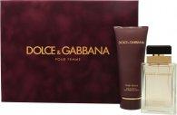 Dolce & Gabbana Pour Femme Confezione Regalo 50ml EDP + 100ml Lozione Corpo