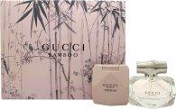 Gucci Bamboo Confezione Regalo 50ml EDT + 100ml Lozione Corpo