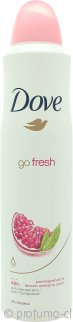 Dove Go Fresh Pomegranate and Lemon  Deodorante Anti-Traspirante Spray 250ml
