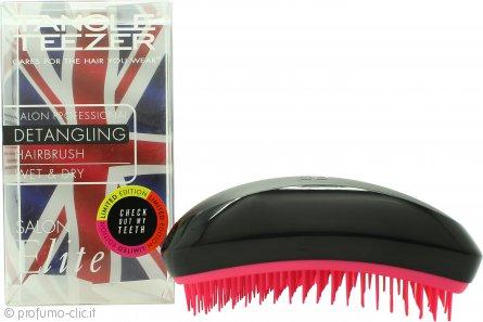 Tangle Teezer Salon Elite Detangling Spazzola per Capelli - Elite Neon Pink