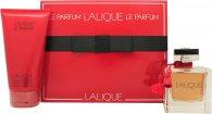 Lalique Le Parfum Confezione Regalo 100ml EDP + 150ml Gel Doccia