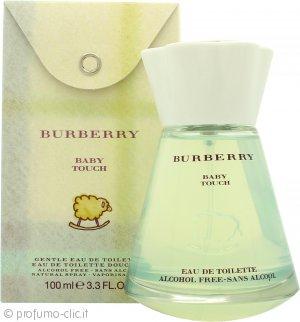 Burberry Baby Touch Alcohol-Free Eau de Toilette 100ml Spray