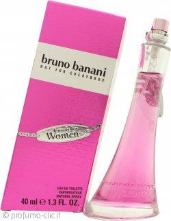 Bruno Banani Made for Women Eau de Toilette 40ml Spray