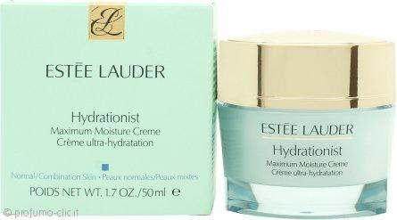 Estee Lauder Hydrationist Moisture Creme 50ml Pelle Normale/Mista
