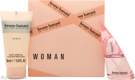 Bruno Banani Woman Confezione Regalo 20ml EDT + 50ml Gel Doccia