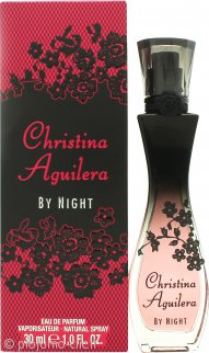 Christina Aguilera By Night Eau de Parfum 30ml Spray
