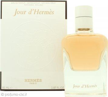 Hermes Jour d'Hermes Eau de Parfum 85ml - Ricaricabile