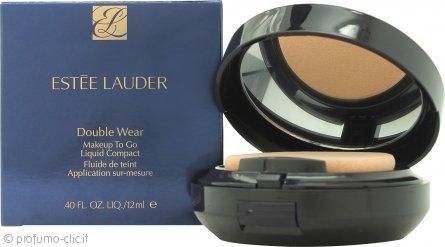 Estée Lauder Double Wear Makeup To Go Fondotinta Liquido 12ml - 2C1 Pure Beige