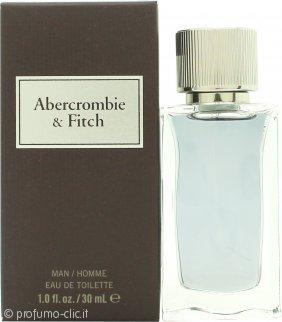 Abercrombie & Fitch First Instinct Eau de Toilette 30ml Spray