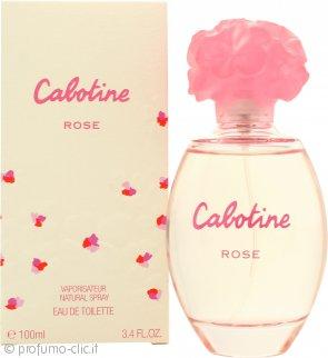 Gres Parfums Cabotine Rose Eau De Toilette 100ml Spray