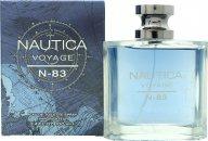 Nautica Voyage N-83 Eau de Toilette 100ml Spray