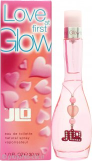 Jennifer Lopez Love At First Glow Eau de Toilette 30ml Spray