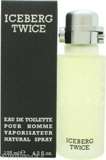 Iceberg Twice Pour Homme Eau de Toilette 125ml Spray