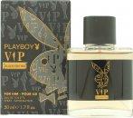 Playboy VIP Black Edition Eau de Toilette 50ml Spray